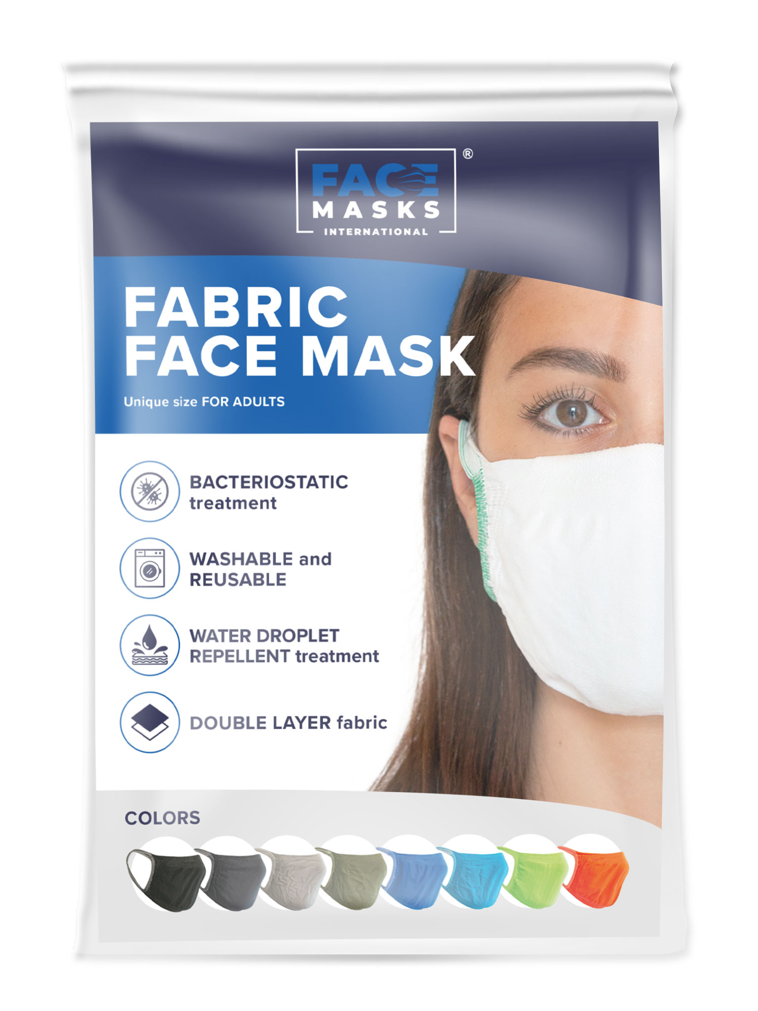 Looking for a Washable Face Mask?