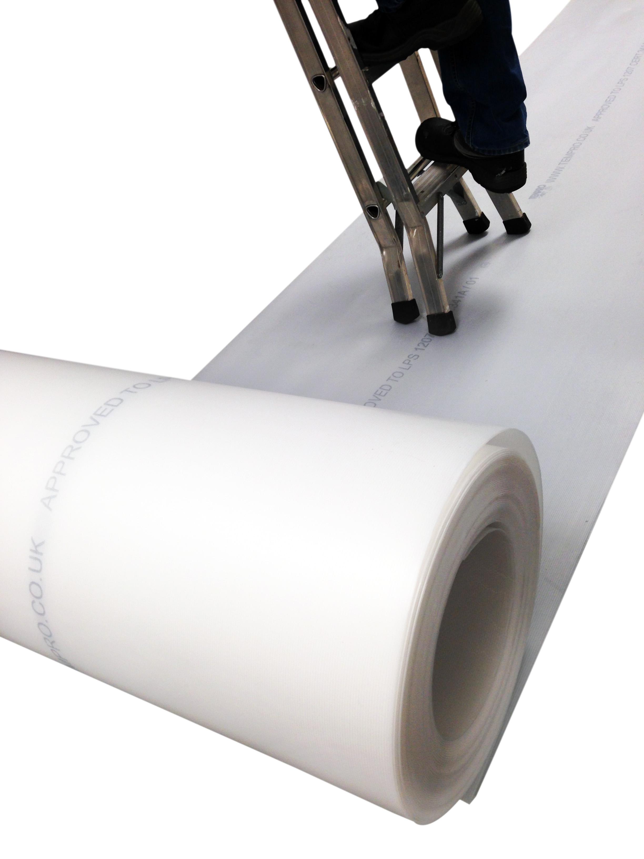 Correx Corrugated Plastic Floor Protection Fire Retardant