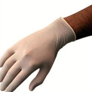Latex Gloves Pre-Powdered Large (Box of 100)