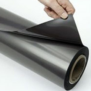 Magnetic Sheet Plain Non Adhesive 620mm x 0.75mm x 5m