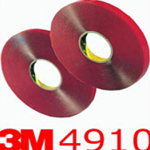 3M® 4910 VHB Double Sided Acrylic Foam Tape 25mm x 1mm x 33m