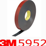 3M® 5952 VHB Double Sided Acrylic Foam Tape 25mm x 1mm x 33m