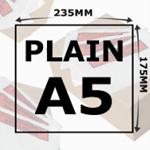 Document Enclosed Wallets A5 Plain