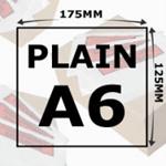 Document Enclosed Wallets A6 Plain
