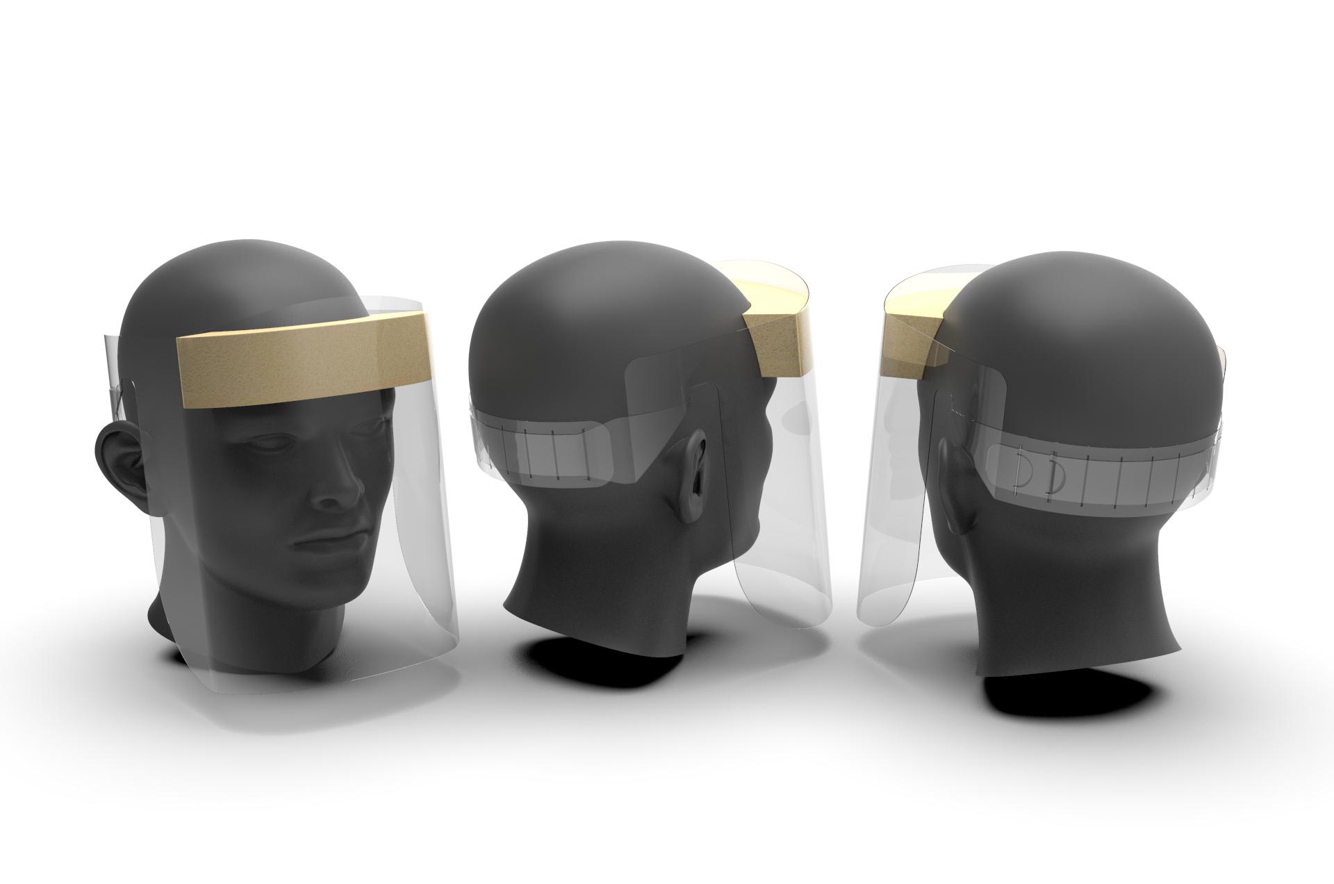 Face Shield Visor V2
