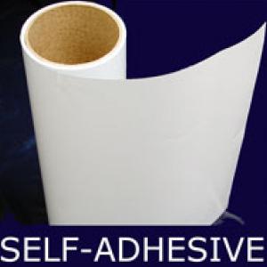 Flexiron Sheet White 1250mm x 0.6mm x 10m Adhesive Backed