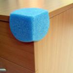 Foam Corner Protector 100mm x 10mm