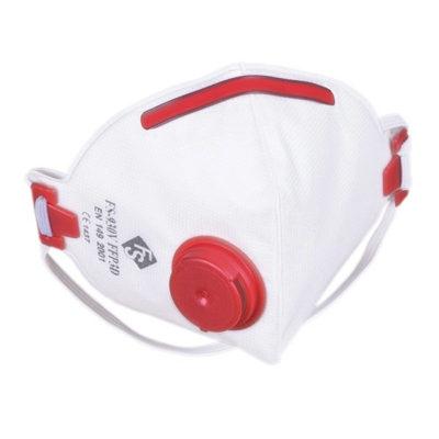 FS 930V FFP3 P3 Respirator Face Mask VALVE (box of 5)