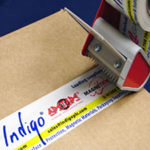Custom Printed Parcel / Packaging Logo Tape Prices & Info
