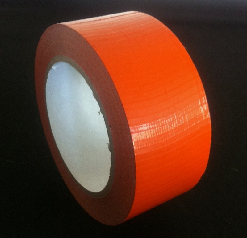 "Cloth Tape Adhesive Orange 2"" x 45m"