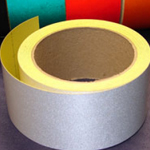 Reflective Tape Self Adhesive Silver 25mm x 10m