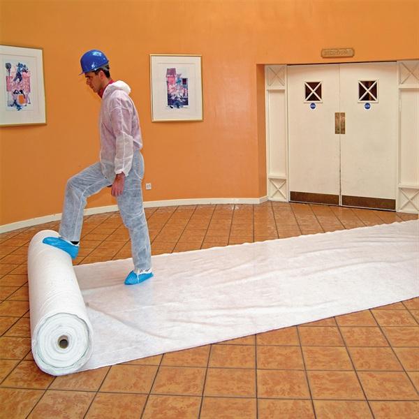 Rhino Fleece® Floor Protector 1m x 25m